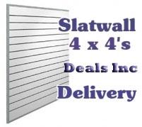 Slatwall 4 x 4 Deals