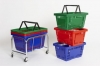 21 Litre Plastic Shopping Baskets