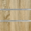 Slatwall Rustic Oak