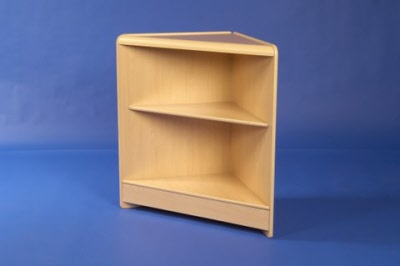 Triangular Kitchen Shelf Unit